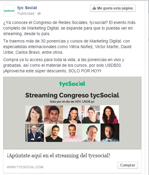 Ejemplo-CopyWriting-Facebook-Ads-tycsocial