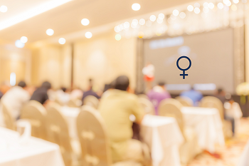 ¿Por qué hay tan pocas mujeres ponentes, en los eventos de digital?