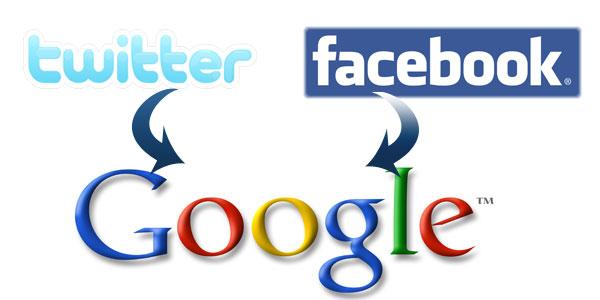 Una campaña de Google Adwords para tu Facebook o Twitter, ¿hace sentido?