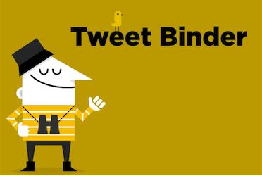 TweetBinder: buena herramienta para medir impacto de hashtags en Twitter