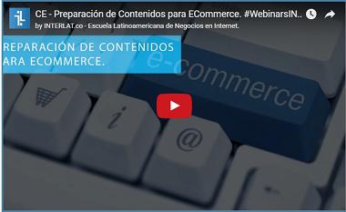 Video Guía – Importancia y preparación de contenidos para un ecommerce