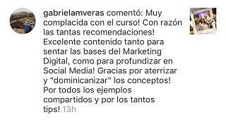 Testimonio-Curso-Marketing-Digital-Gabriela-Maria-Veras