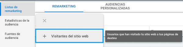 Crear-Publico-Remarketing-Google-Ads