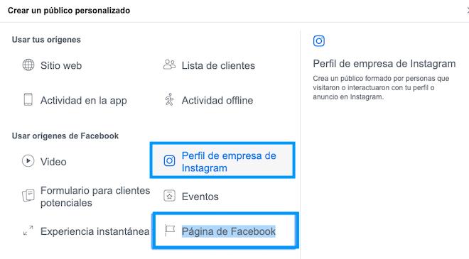 Publico-Personalizado-Interactuaron-FB-IG